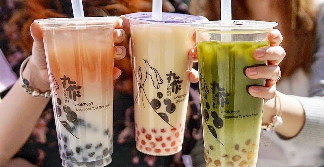 20 Best Bubble Tea Delivery in Singapore [2021]