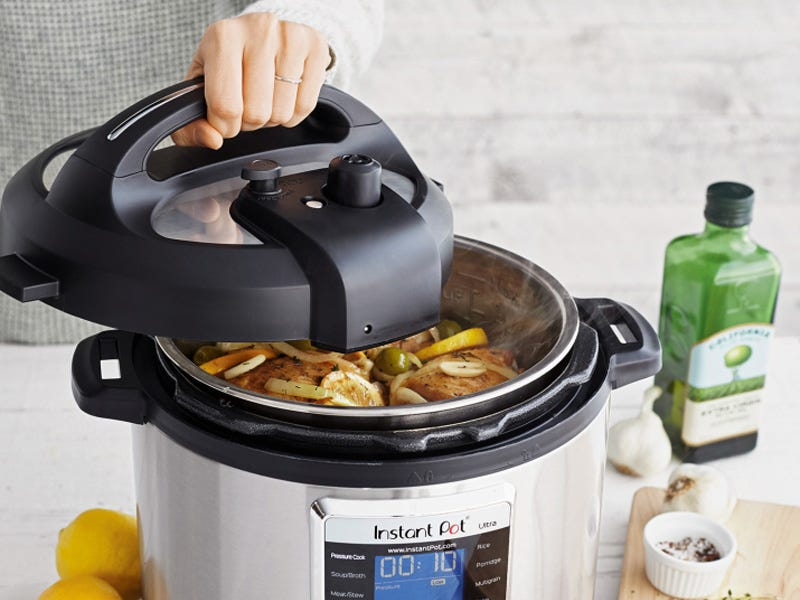 10 Reasons why you should get an Instant Pot