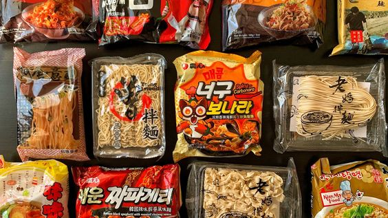 10 Best Instant Noodles to Buy in Singapore