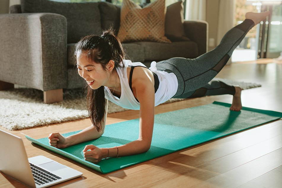10 Best Home Workout Programs to Stay in Shape [2021]