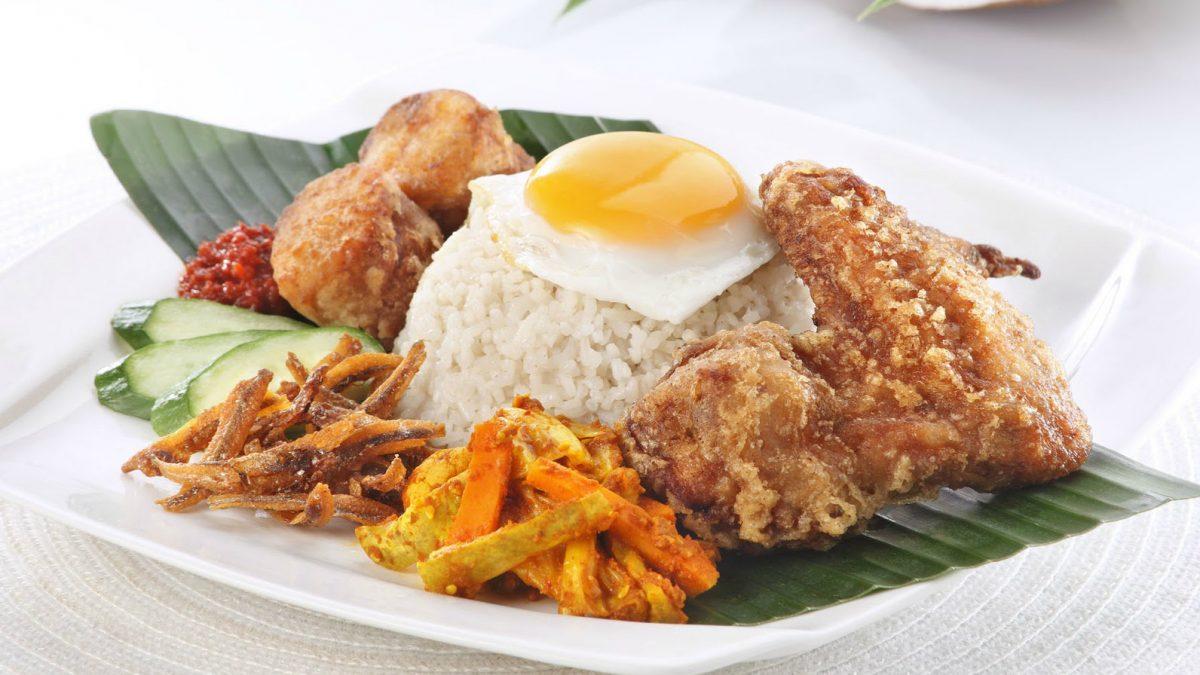 5 Best Nasi Lemak in Singapore [2021]