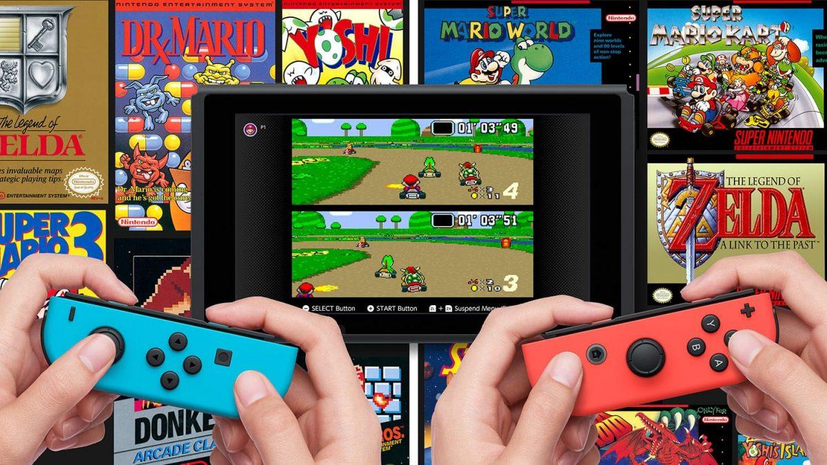 10 Best Nintendo Switch Games [2021]