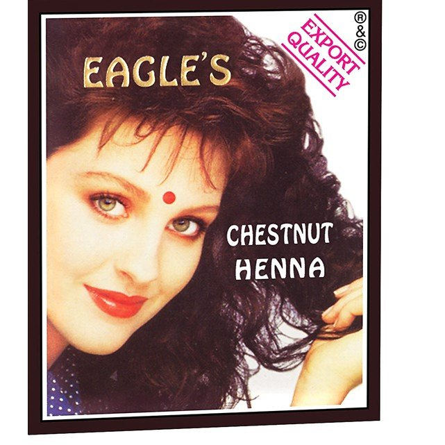 Eagle Chestnut Henna Hair Colour Dye - By Sri Ambikas | Lazada ...
