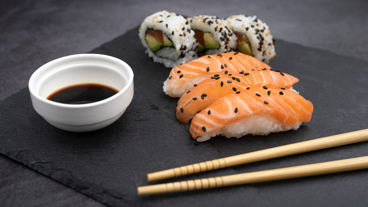 Best 5 Sushi Delivery in Singapore