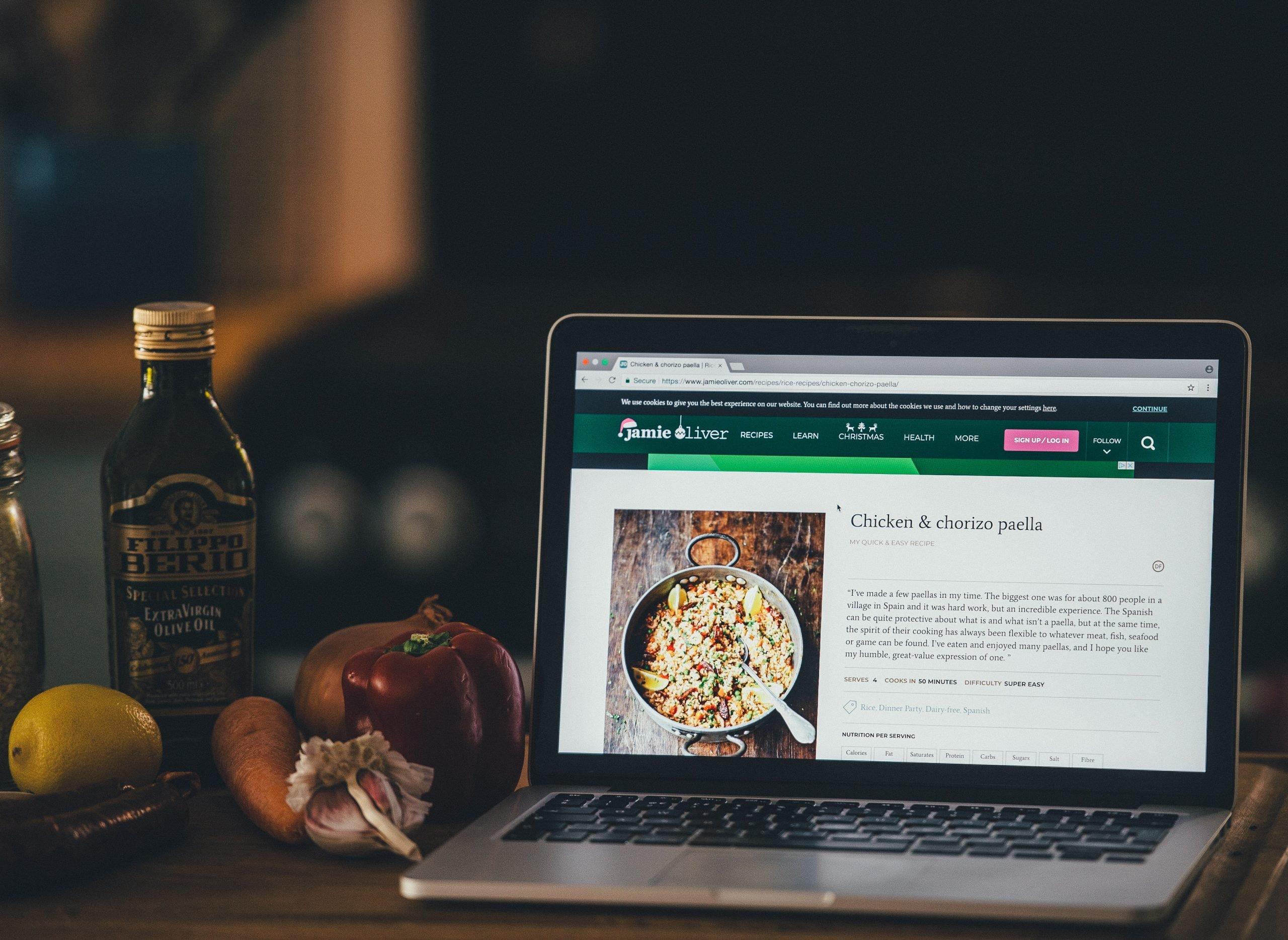 Best 7 Singapore Websites for Recipe Ideas