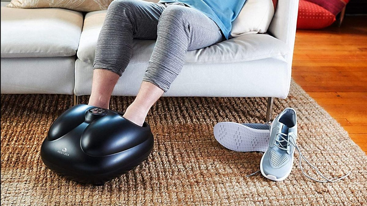 7 Best Foot Massagers in Singapore [2021]