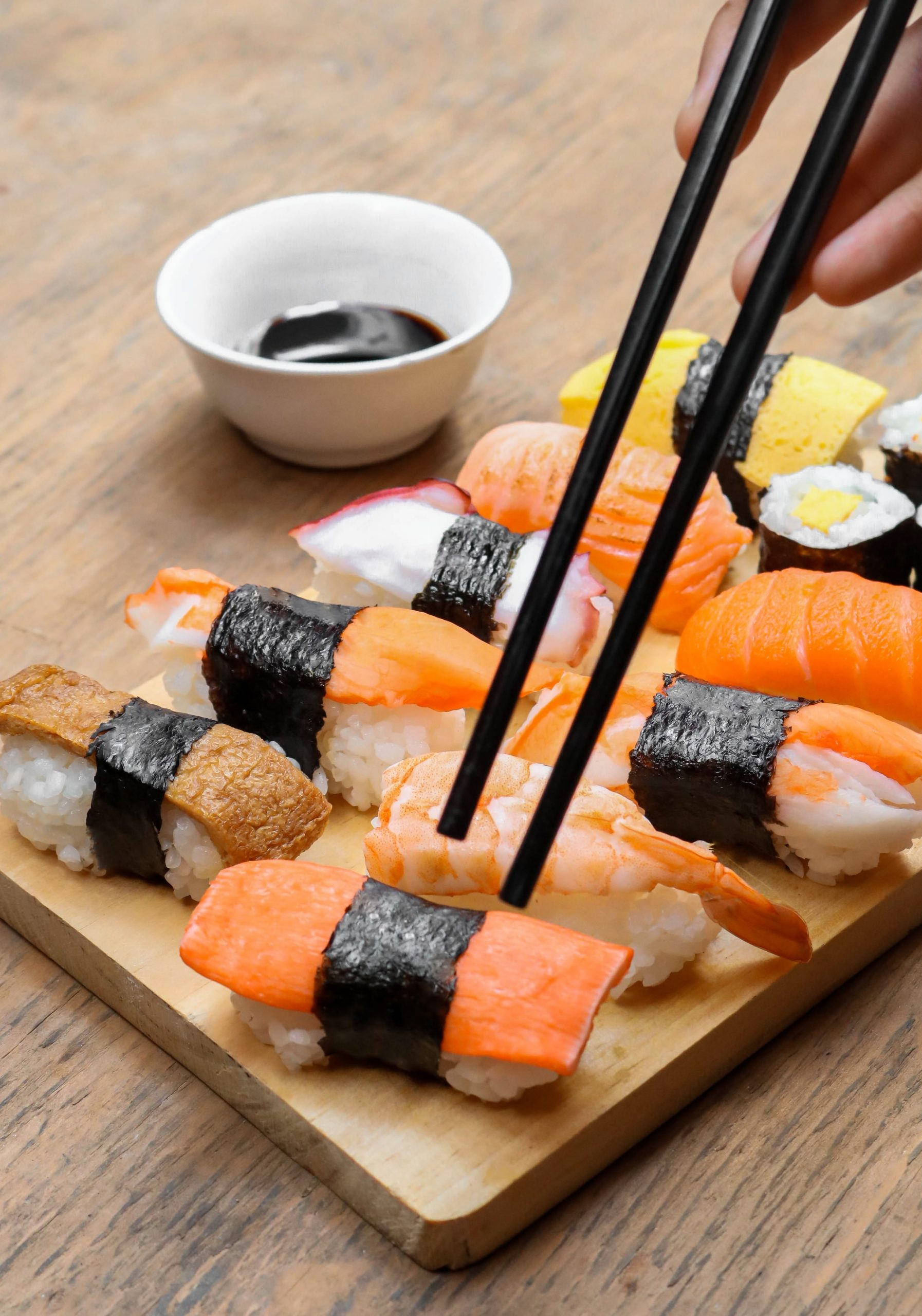 Top 5 Best Online Sushi delivery services in Singapore 2020