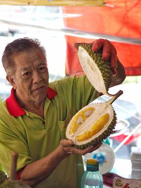 order fresh durian singapore