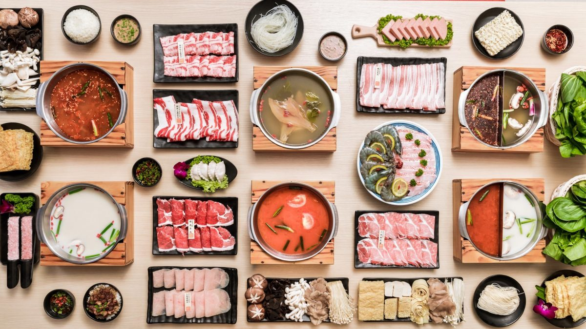 Best 8 Steamboat Delivery in Singapore