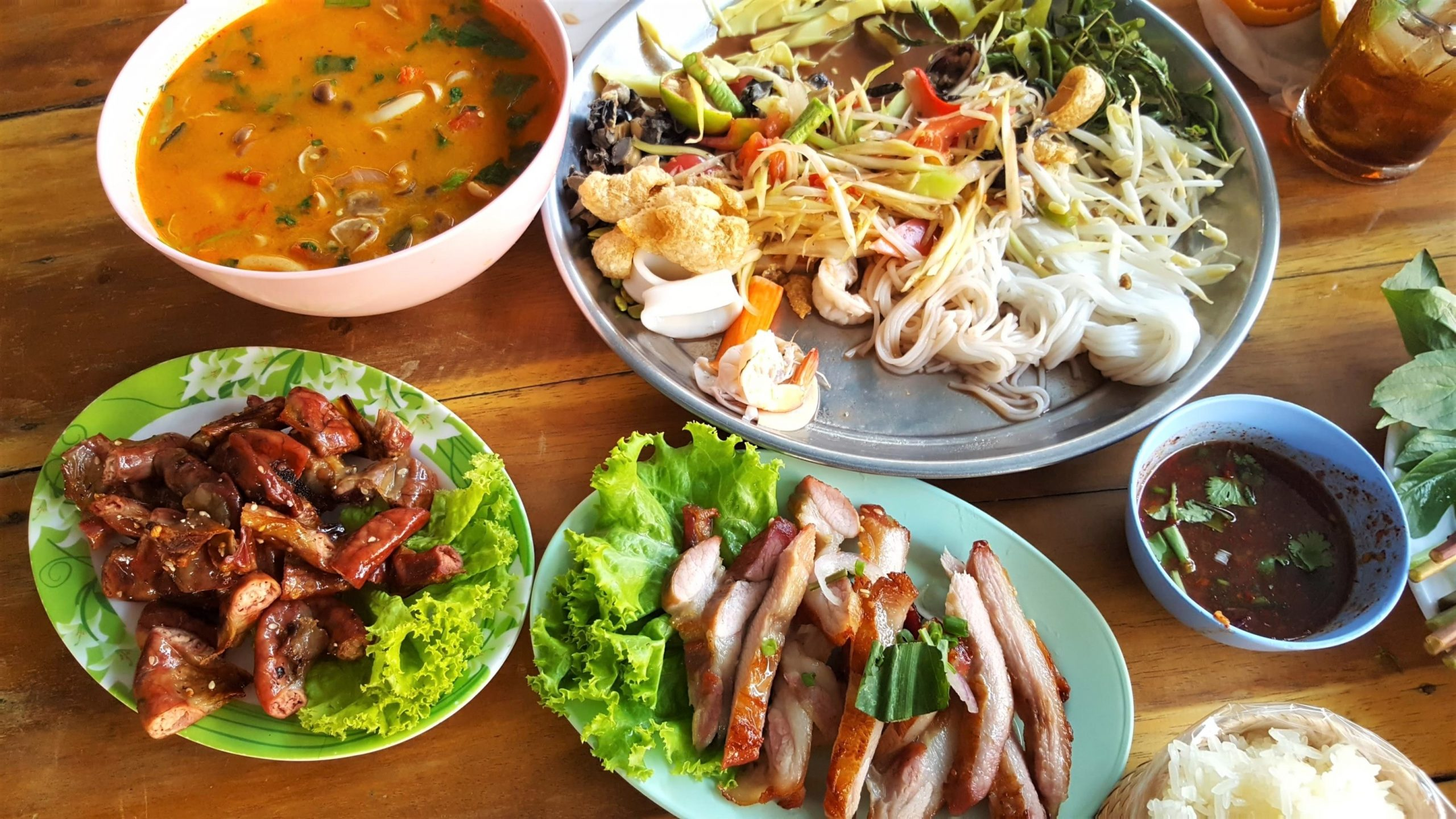7 Best Thai Food Delivery in Singapore