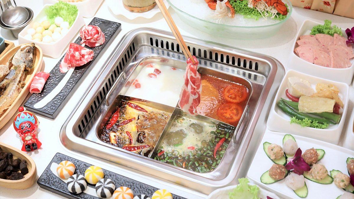 Best 7 Steamboat Buffets in Singapore