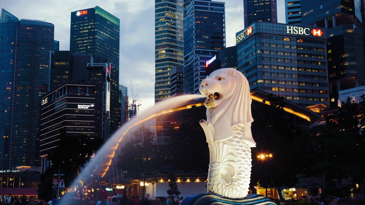 Best 10 Things to do in Singapore
