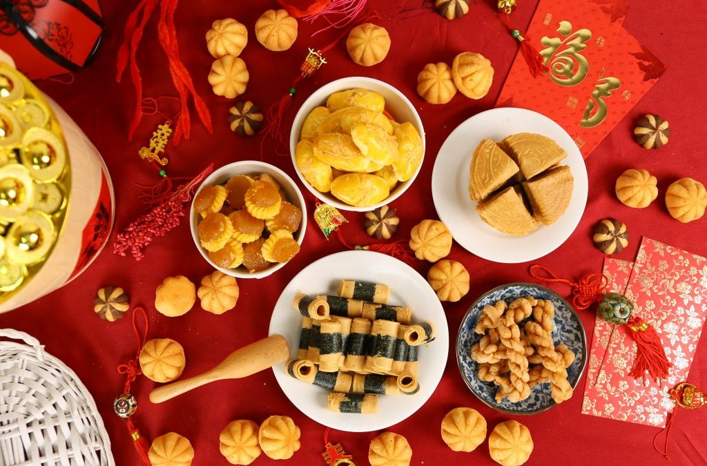 Best 10 Chinese New Year (CNY) Goodies in Singapore