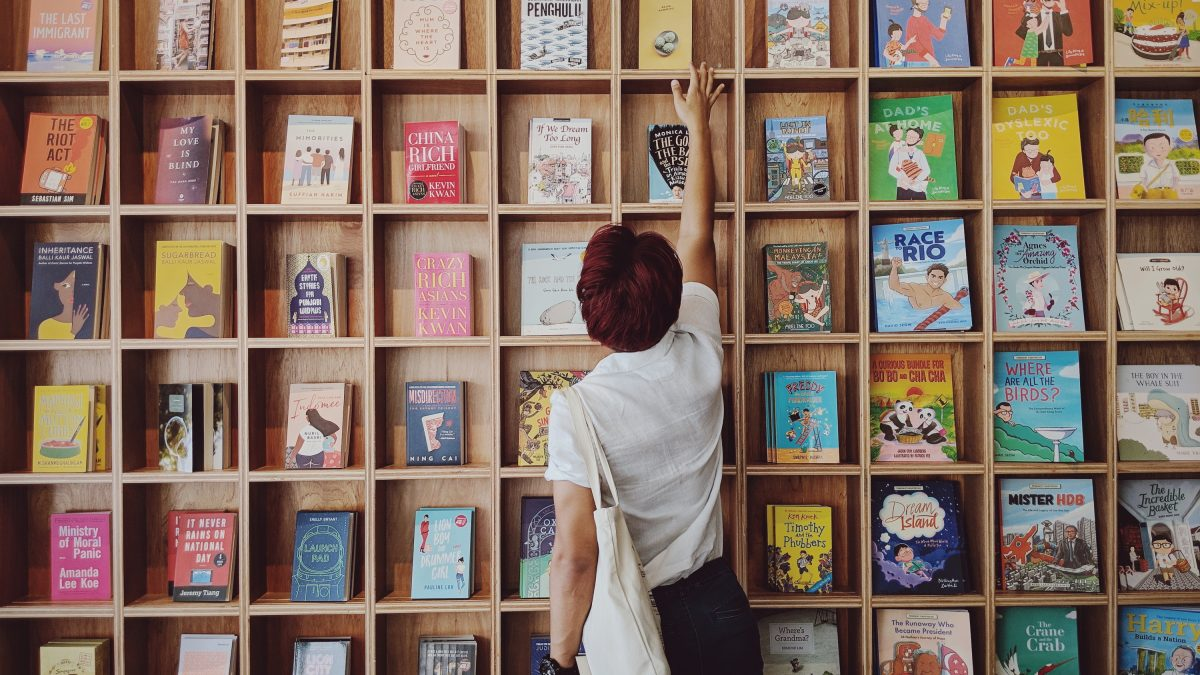 7 Best Bookstores in Singapore [2021]