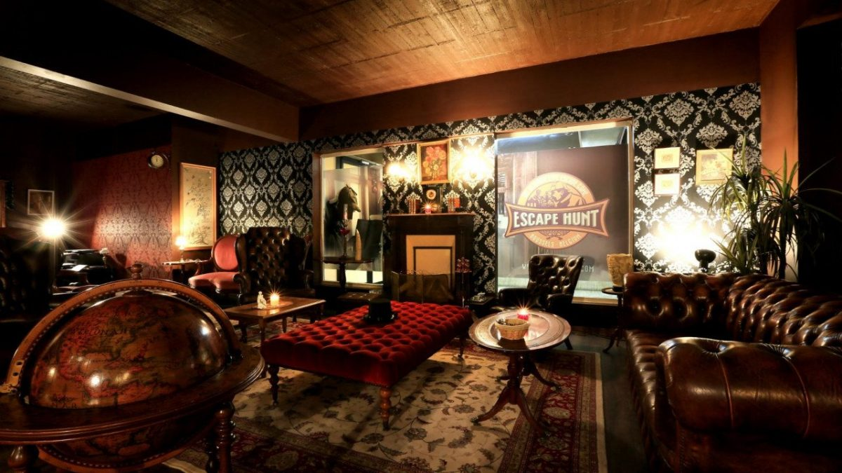 Best 8 Escape Rooms in Singapore