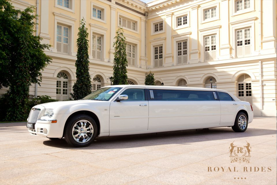 15 Best Limousine Rental Services in Singapore [2021]