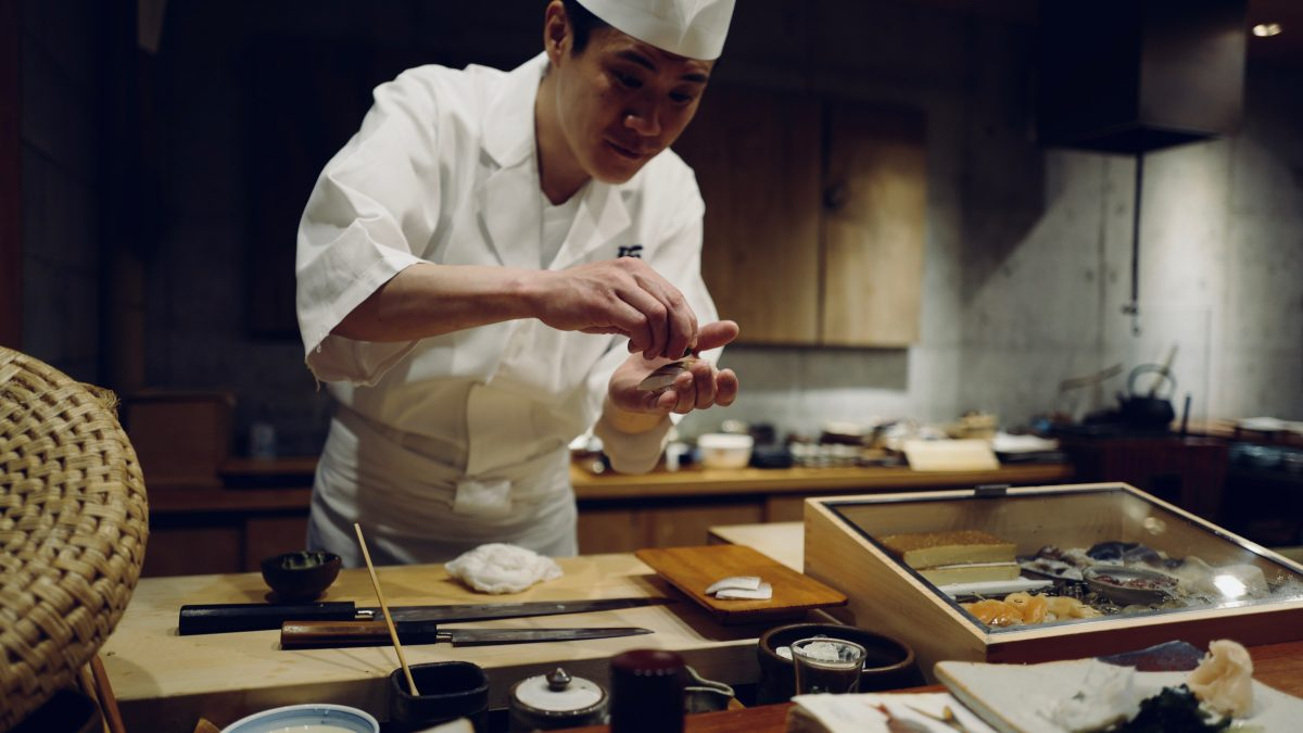 Best 10 Japanese Omakase Restaurants in Singapore