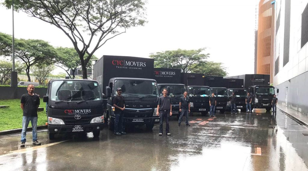 CYC Movers Singapore | Trusted & Assuring