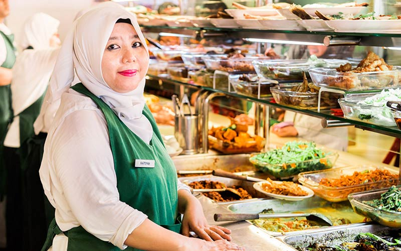 30 Best Affordable Halal Restaurant in Singapore [2021]