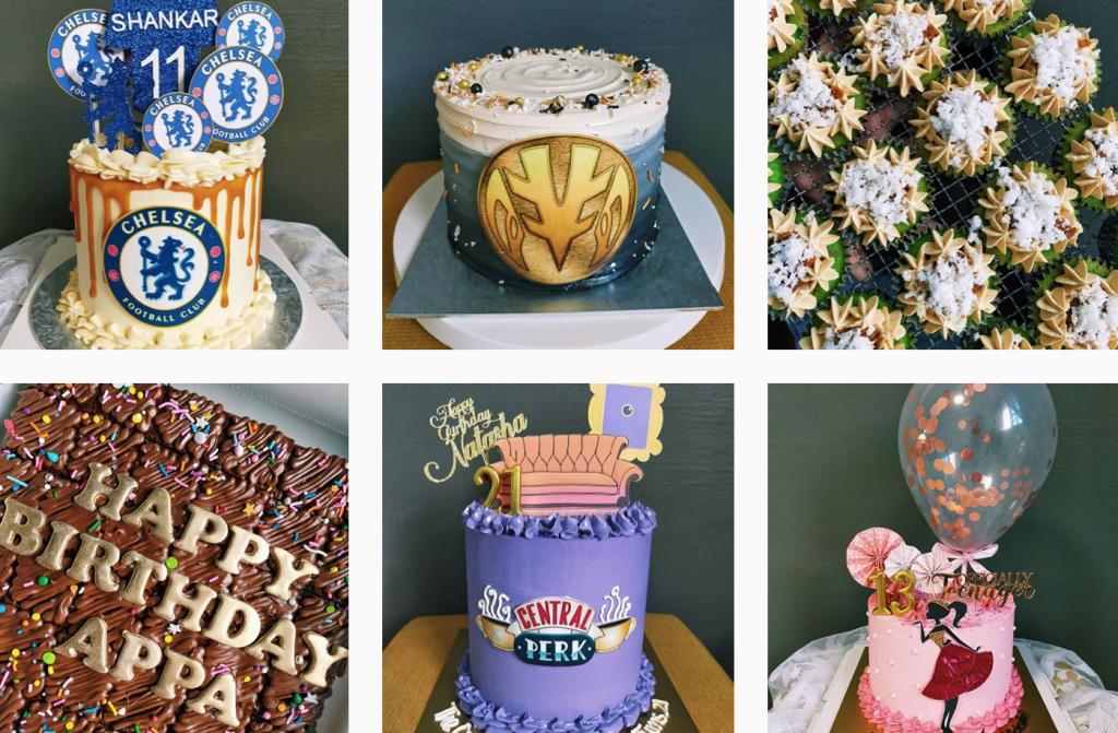 Liberty Bakes -Home-based Bakeries Singapore
