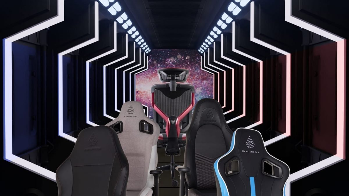 10 Best Gaming Chairs in Singapore   Comfort & Quality [2021]