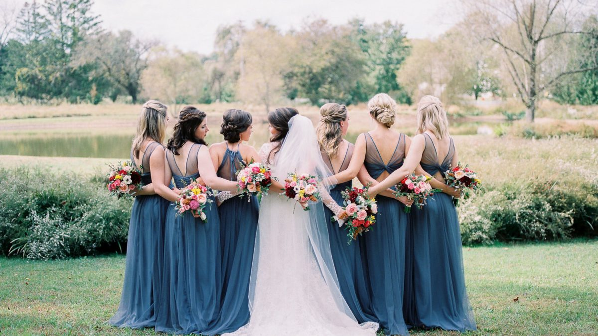 11 Best Bridesmaid Dresses In Singapore [2021]