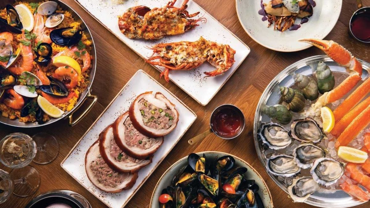 10 Best Buffet Deals in Singapore to Indulge 2021