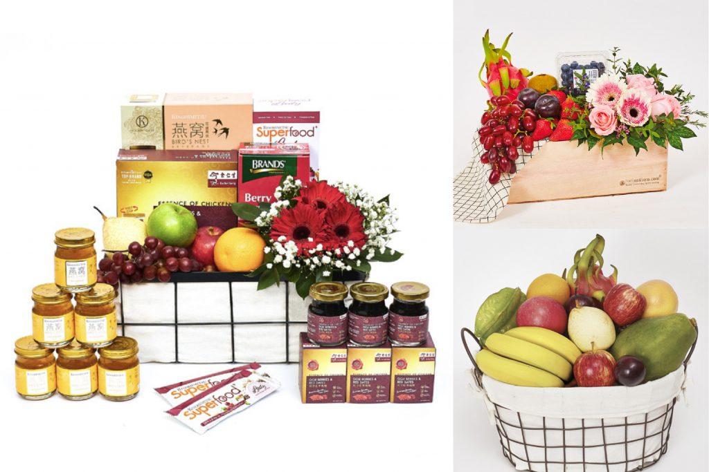 Far East Flora | Fruit Basket