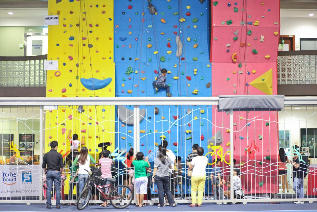 rock school, rock climbing