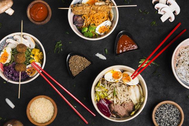 Best 9  Japanese Restaurants in Singapore