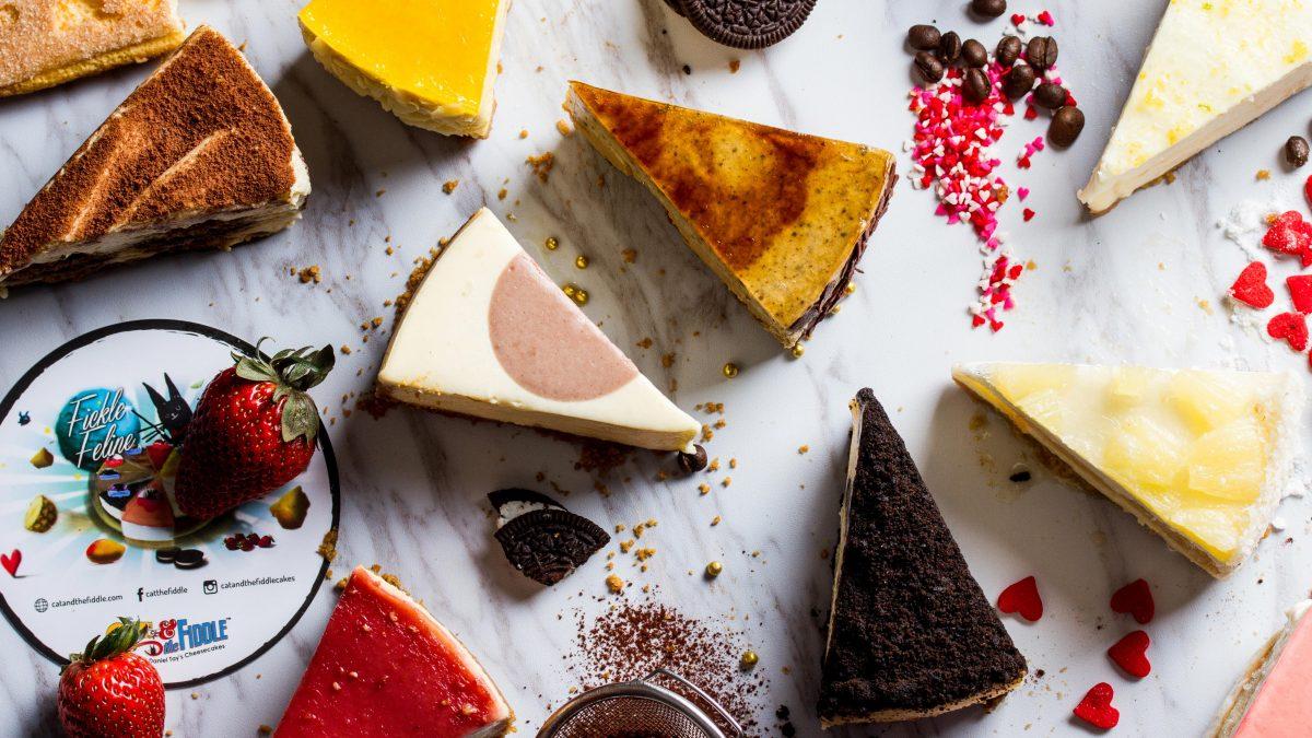 Cat & the Fiddle: Gourmet Tiramisu Cheesecake Paradise