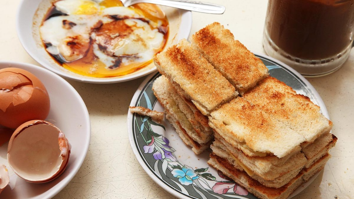 Best 10 Local Breakfast Places in Singapore