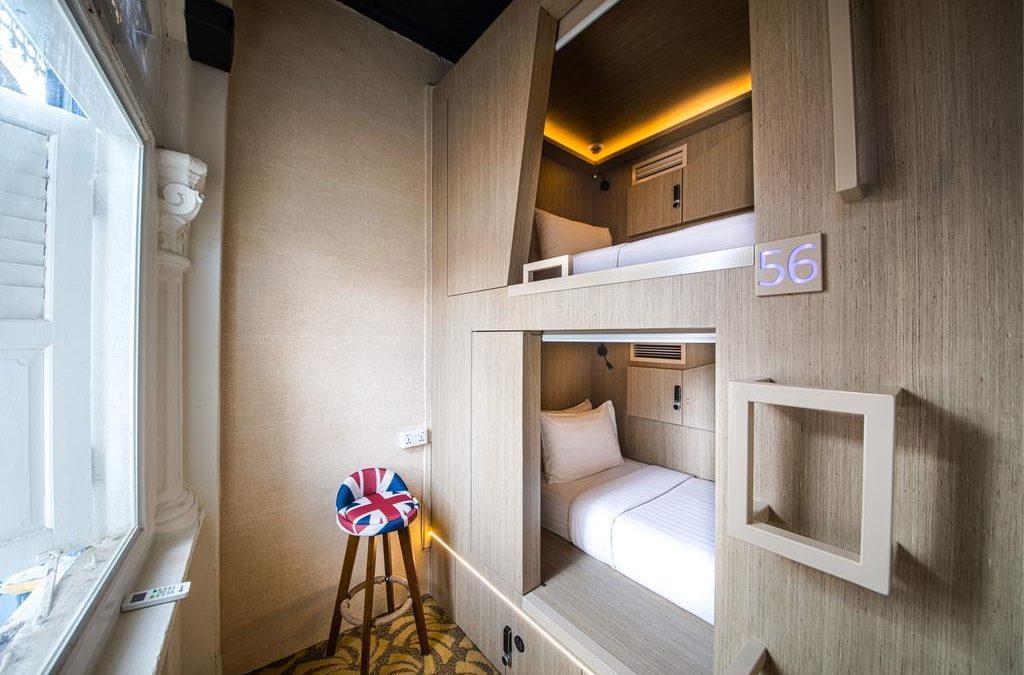 10 Best Capsule Hotels in Singapore [2021]