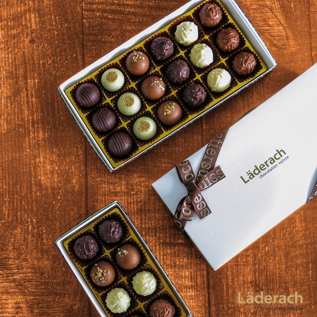 Läderach Chocolate Gifts | Läderach Facebook