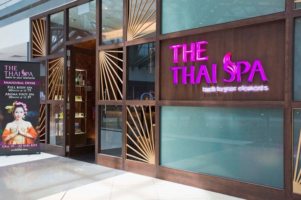 The Thai Spa Singapore - Home | Facebook