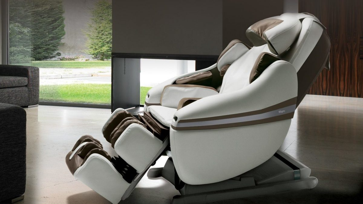 10 Best Massage Chairs in Singapore [2021]