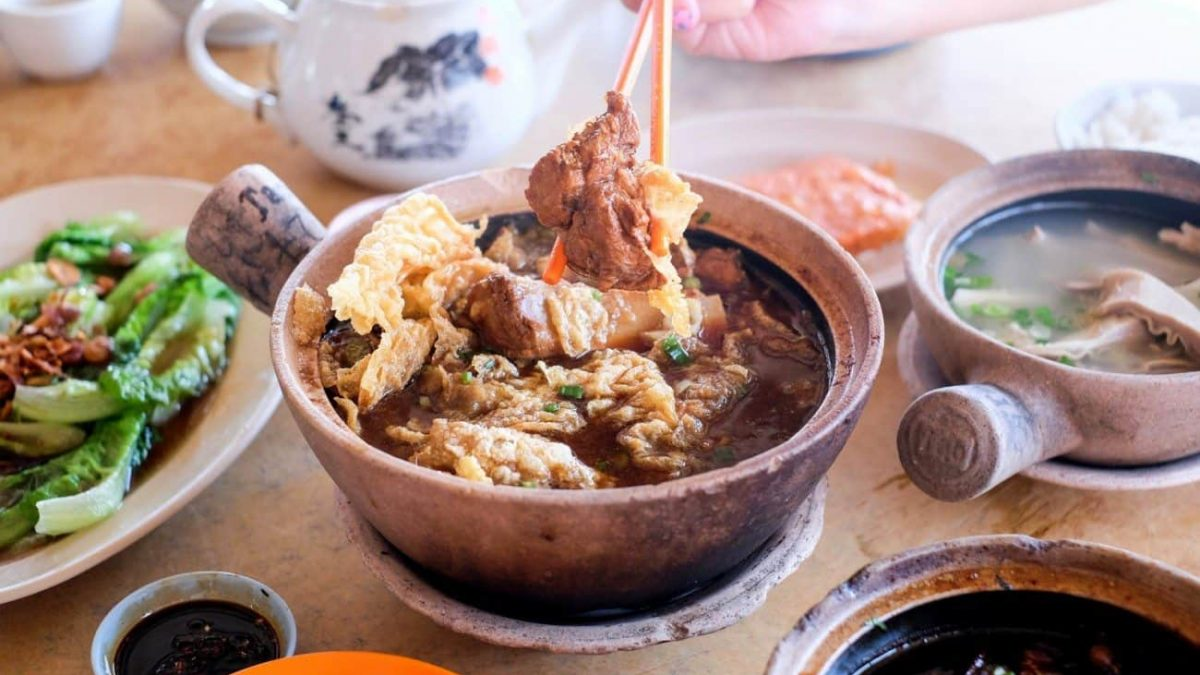 10 Most Highly-Raved Bak Kut Teh in Singapore 2021