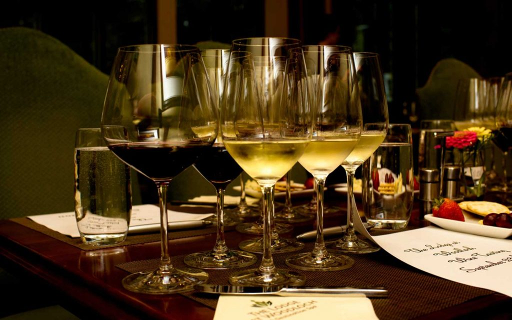Wine tasting for twp | Image taken from amandazyz4765920