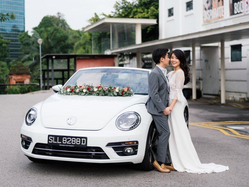12 Best Wedding Car Rentals in Singapore [2021]
