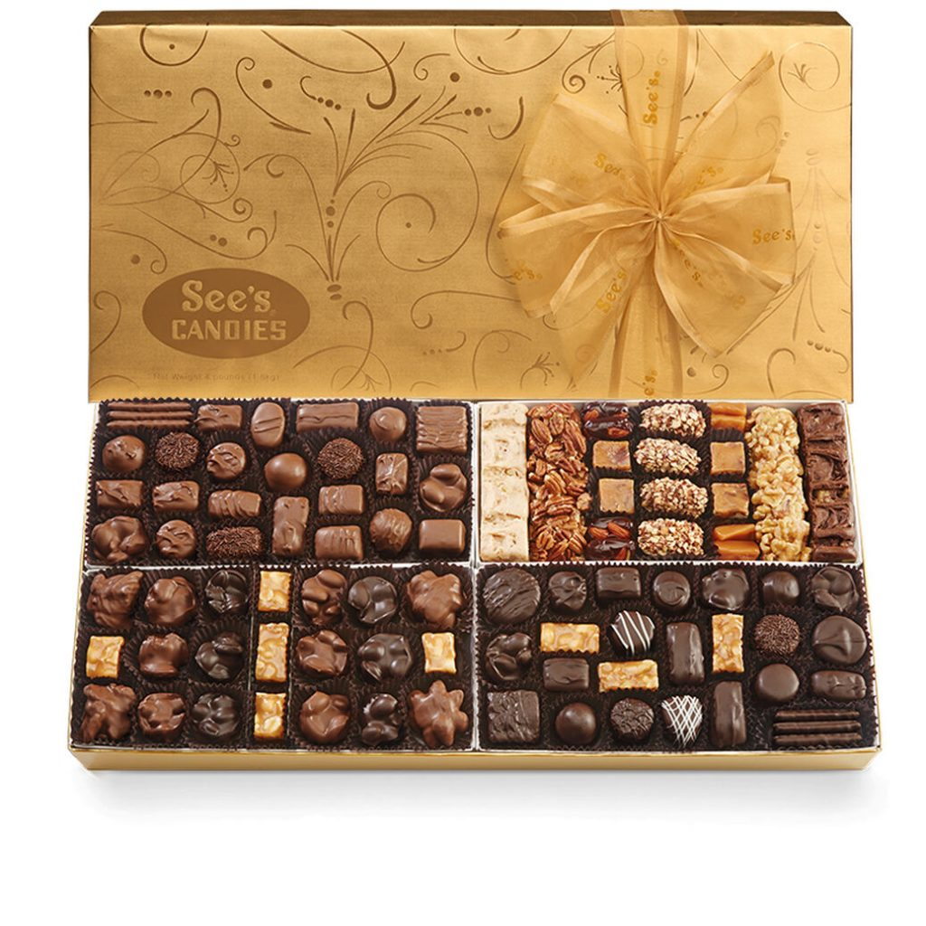 Mary See Chocolate Gifts | Mary See website