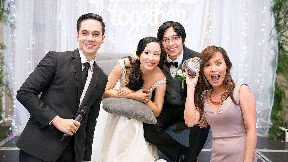 10 Best Wedding Emcees in Singapore [2021]
