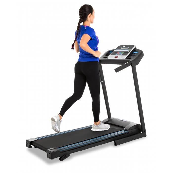 Xterra TR150 Folding Treadmill   Taken from xterrafitness