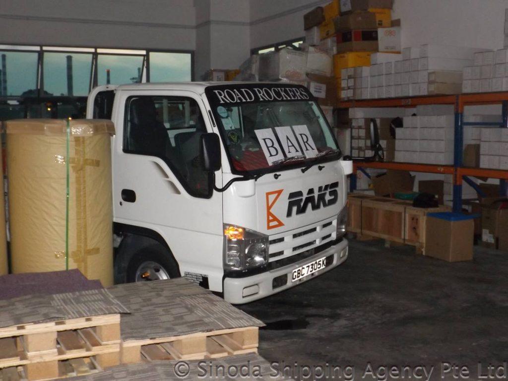 Sinoda Shipping Agency | Taken from Facebook