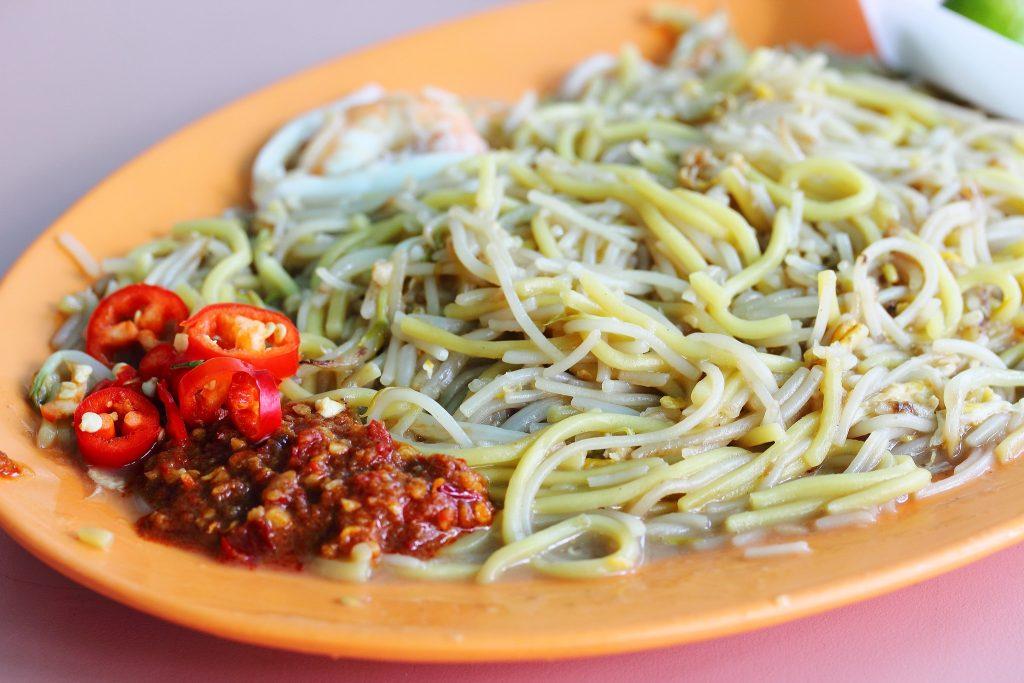 Ah Hock Fried Hokkien Mee Chomp Chomp | Taken from SG Food on Foot