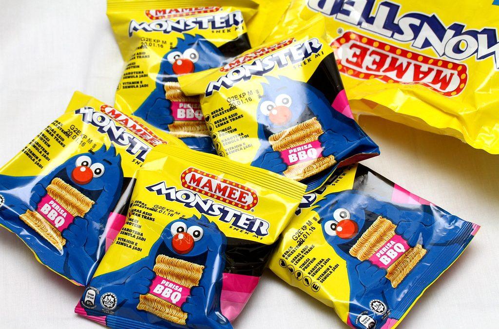 15 Best Childhood Snacks in Singapore [2021]