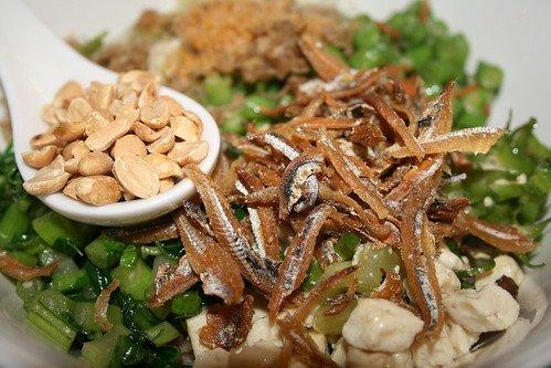 Hakka Thunder Tea Rice