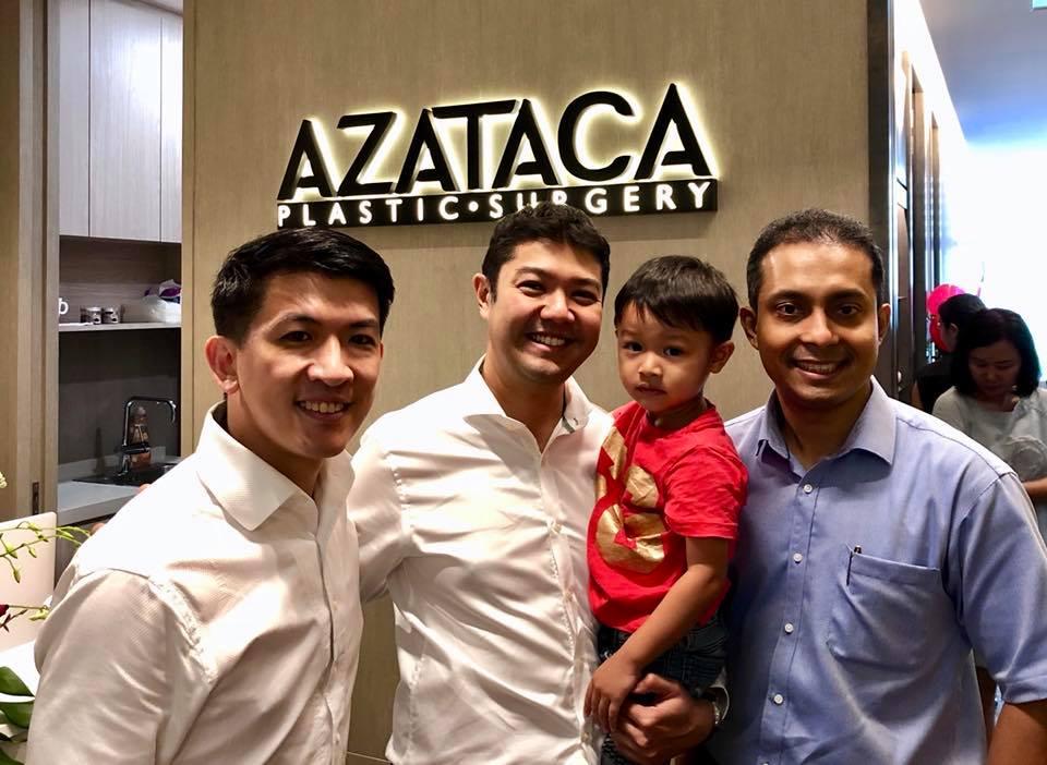 AZATACA Plastic Surgery   image taken from Facebook