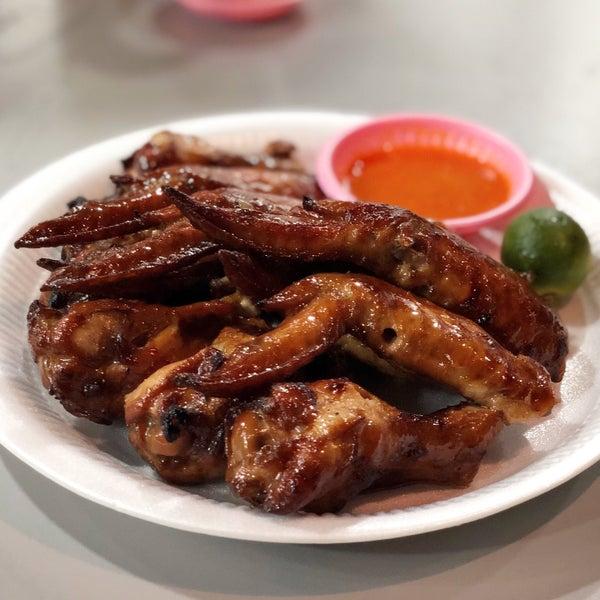 Chong Pang Huat Chomp Chomp | Image taken from Foursquare