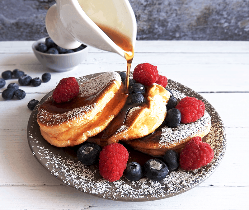 10 Best Soufflé Pancakes in Singapore You Should Check out [2021]