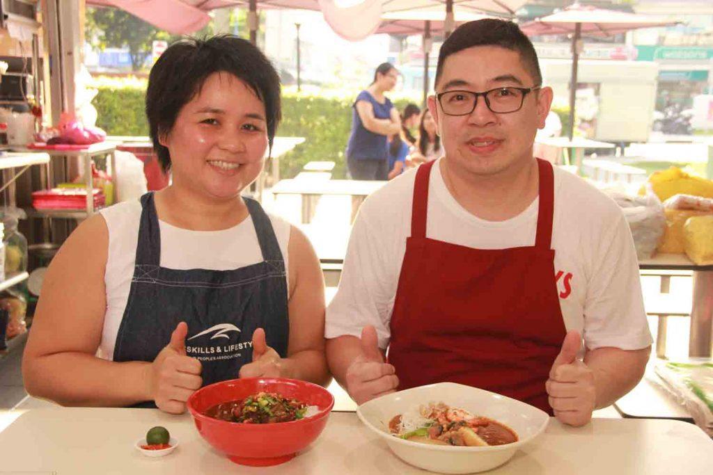 Ah Mai Satay Bee Hoon, Hainan Beef Noodles | Image taken from Malaysia Best